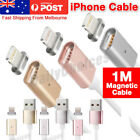 Magnetic Adapter Charger Cable charging Fast USB Cord Plug For iPhone 8 7 6 iPad