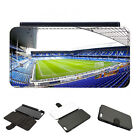Leather Goodison Park Everton EFC Toffees Shirt Phone Cover Case
