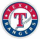 Texas Rangers - Vinyl Sticker Decal - Baseball MLB Full Color CAD Cut Car on Ebay