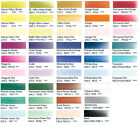 Pan Pastels - 9ml - 42 colours and accessories
