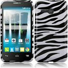 Design Rubberized Hard Protective Cover Case for For Alcatel One Touch Evolve 2