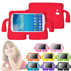"""Kids Secure EVA Stand Case Cover For Samsung Galaxy Tab 3 4 Tablet 7.0"""" 10.1"""""""