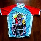 Brand New ICO LeMonster Cycling jersey, Lemond La vie Claire Look