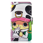 Japan Cartoon One Piece PU Leather Flip Case Cover For HTC 21