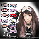 japan anime manga cosplay protagonist reunion big eyed glossy eye mask【J1Y6002】