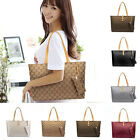 Celebrity Designer Womens Leather Tote Shoulder Bag Handbag Ladies Satchel Purse