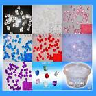 Sprinkles Crystal Fake ICE Wedding Table Confetti PARTY Decoration Scatters Gems