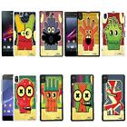 Spaces Bots Case Cover for Sony Xperia Z - Z1 & Z2
