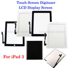 Wholesale Touch Screen Digitizer LCD Display Screen Replacement For iPad3 iPad4