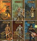 Select: DUNGEONS & DRAGONS-Adventure-Roman-Novel-engl.-new