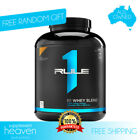 RULE ONE PROTEINS R1 PROTEIN BLEND WPC-WPI WHEY ISOLATE 5LBS PROTEIN POWDER 5LB