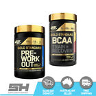 Optimum Nutrition Gold Standard Pre 60 Serves + Gold Standard BCAA