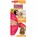 Kong Small Large Dog Stuff n Treats Training Bacon and Cheese Snacks Chews Bag