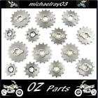 FRONT SPROCKET  any size Quad,Buggy,Pit Dirt bike 10 12 13  14 15 16 17mm  20mm