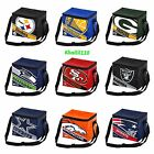 NFL Team 2019 Insulated Lunch Bag cooler $10.99 USD on eBay