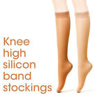 - 2pairs- Knee high silicon band stockings (free shipping)