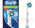 NEW STYLE Oral-B/Braun Cross Action Replacement Heads, Individually Sealed, UK!