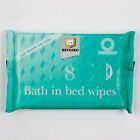 Bath in Bed Wet Wipes