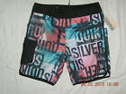 MENS MULTI SIZE 36 38 QUIKSILVER BOARD SHORTS SWIMWEAR BNWT