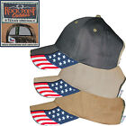 ROCKPOINT Rancher Freedom Hat Stars Stripes Patriotic Rancher Camo USA cap hunt