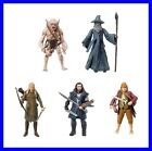 THE HOBBIT Figura Action 10cm Ufficiale VIVID Signore Anelli LOTR Lord Rings