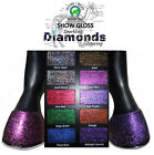Worlds Best Diamonds Hi Gloss Glitter Horse Hoof Show Polish Fast Dry Twinkle
