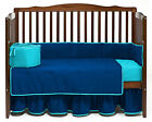 3pc Baby Cradle Reversible Bedding set Fitted Comforter Bumper