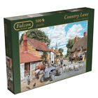 JUMBO JIGSAWS AND PUZZLES FALCON DELUXE FULL RANGE TO CHOOSE FROM - BRAND NEW