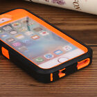 For iPhone 5 5s SE Rugged Shockproof Heavy Duty Hybrid Hard Cover Clip Case NEW