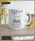 Labrador Dog Mug ~ Perfect Gift can be personalised ~ Vintage Style