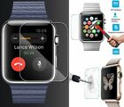 Lot Premium Real Tempered Glass Screen Protector for Apple iWatch 38mm 42mm