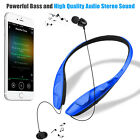 2017 Stereo Music Sport Wireless Universal Bluetooth Headphones Headset Earbud