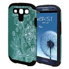 Hybrid Impact Hard Protective Case Shockproof Cover For All Samsung Galaxy Phone