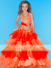 Wedding Prom Flower Girl Dresses for Birthday Communion BallGown Pageant Party