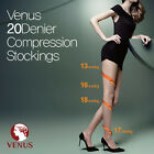(Free shipping) Venus 20 denier compression stockings / panty hose