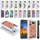 where to buy a cordless phone - For Samsung Galaxy S7 Active G891 Crystal Bling HYBRID Case Phone Cover + Pen