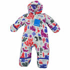 Fireside Cuddle Columbia Baby Infant 6-12 , 12-18 Months Hooded One Piece