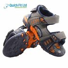 NEW INFANT BOYS KIDS SUMMER BEACH CASUAL WALKING SPORTS SANDALS SHOES UK SIZES..