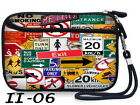 Waterproof Protection Wallet Carrying Case Bag Cover for Motorola Cell Phone