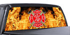 VuScapes Truck Rear Window Graphic - 4 SIZES AVIAL. -FIRE FIGHTER 11
