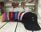 Palm Tree Curved Brim Baseball Polo Caps Hats - Many Colors