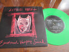Little Hell ‎– Emotional Vampire Sound : Double Dragon / Limited Edition Green