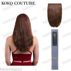 """KoKo Couture Straight 16""""-18"""" 3 Pieces Clip in Hair Extension – Chiara"""
