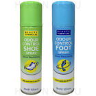 BEAUTY FORMULAS SHOE FOOT ODOUR CONTROL SPRAY ANTIBACTERIAL ANTIFUNGAL DRY 150ML