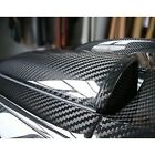 3D Waterproof Carbon Fiber Vinyl Car Wrap Sheet Roll Film Sticker Decal Paper