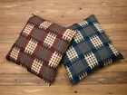 "Cushion cover pillow case 18x18""(45x45cm) Koshi 100% Cotton Japanese #08"