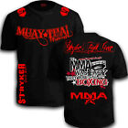 Stryker New Mens If Mma Was Easy venum Muay Thai Boxing T Shirt Top UFC BJJ Top