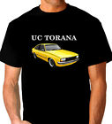 78'  79'  HOLDEN  UC  TORANA  HATCHBACK COUPE 3300     QUALITY  BLACK  TSHIRT