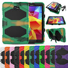 """Heavy Shockproof Rugged Stand Screen Case For Samsung Galaxy Tab A 10.1"""" T580"""
