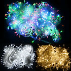 LED Fairy String Lights Lamp Christmas Wedding Party Decor Outdoor 100/200/300